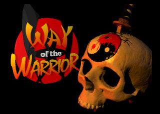 Way of the Warrior for 3DO by Naughty Dog