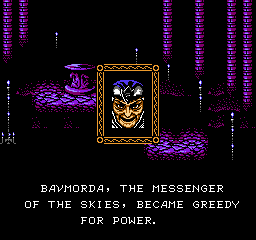 Willow for the NES bavmorda