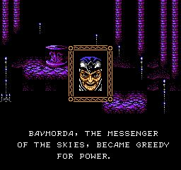 Willow for the NES bavmorda