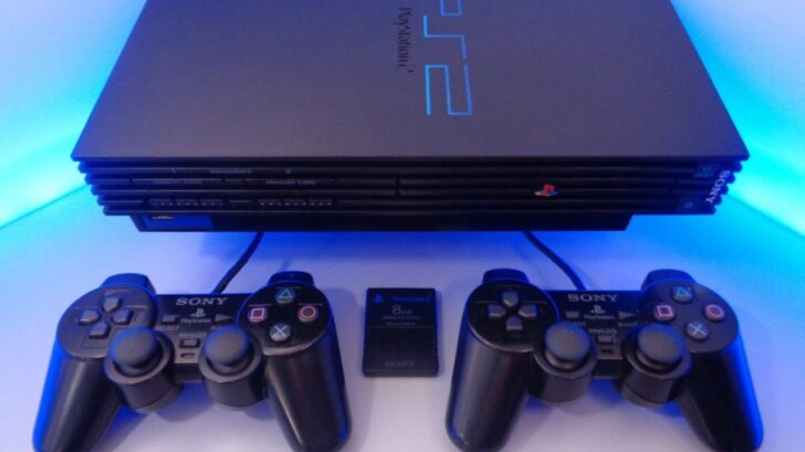 Sony Playstation 2 System