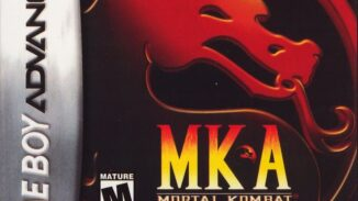 Mortal Kombat Advance box