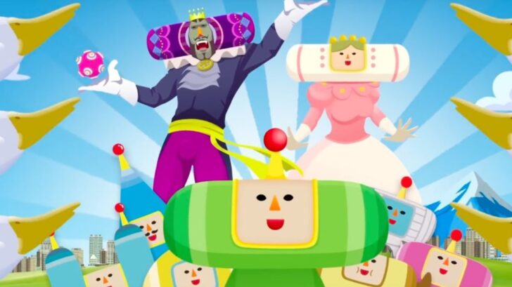 Katamari Damacy Art