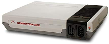 Generation NEX console by Messiah Entertainment
