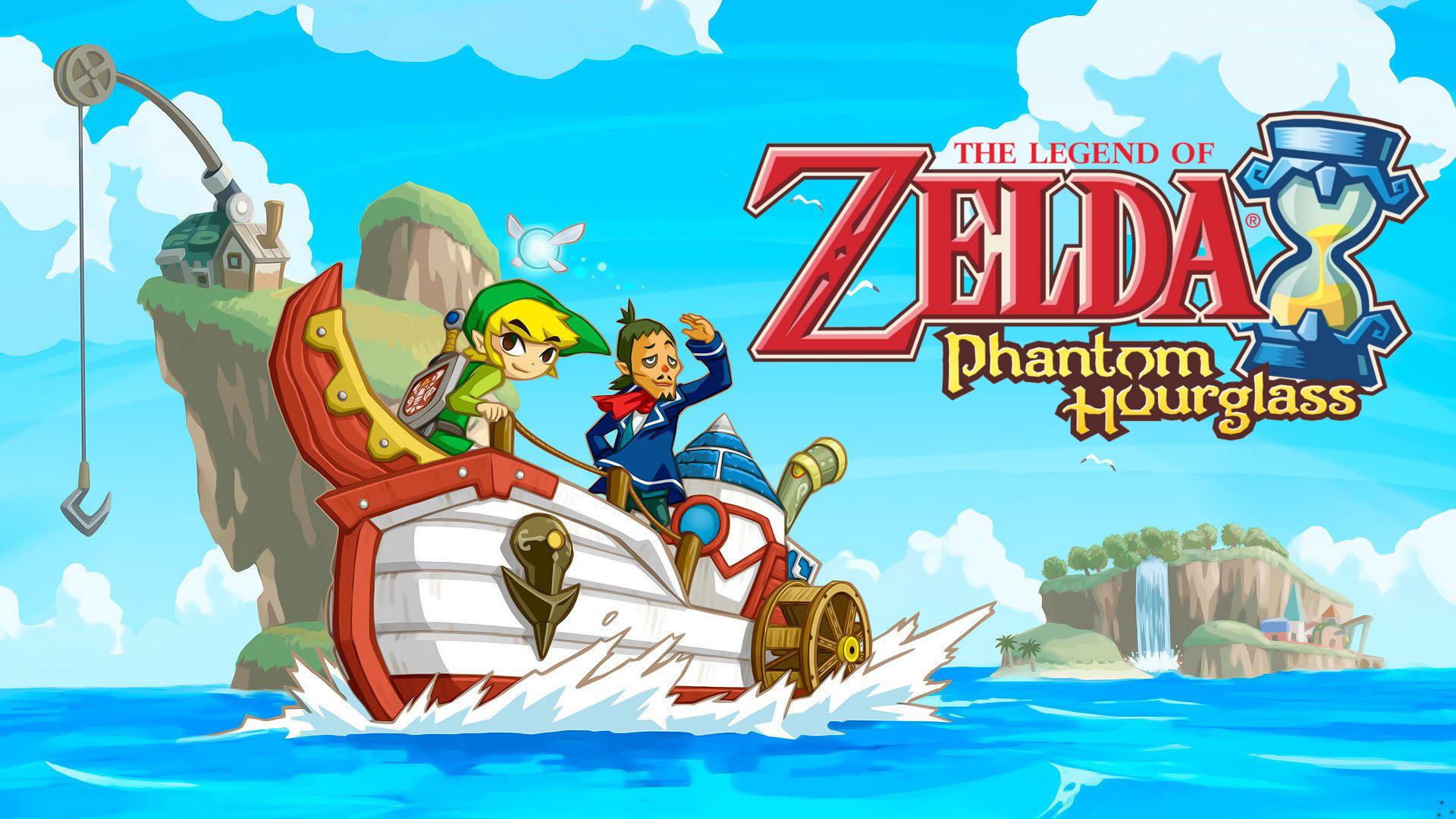 The Legend of Zelda: Phantom Hourglass for Nintendo DS