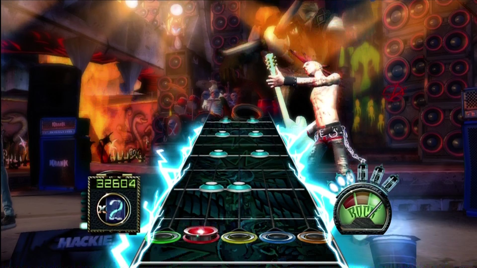 Guitar Hero III for Xbox 360 star power