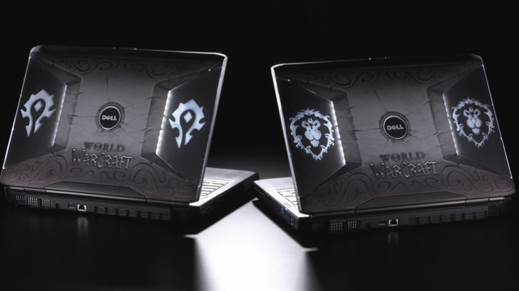 Dell World of Warcraft XPS Laptop