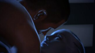 Mass Effect sex scene