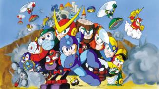Mega Man 2 art
