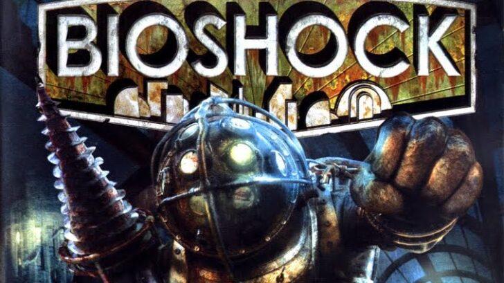 Bioshock for Xbox 360 box art