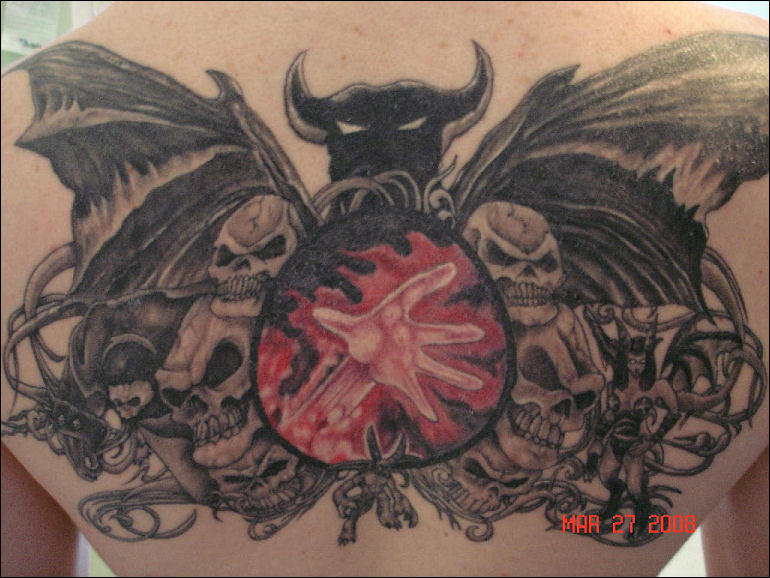 Word of Warcraft Tattoo