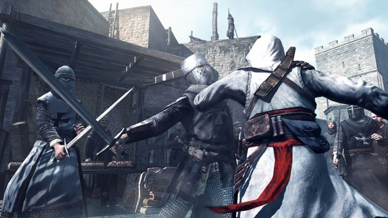 Assassin's Creed attack