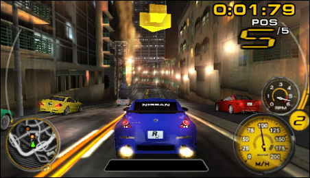 Midnight Club 3: DUB Edition for Xbox