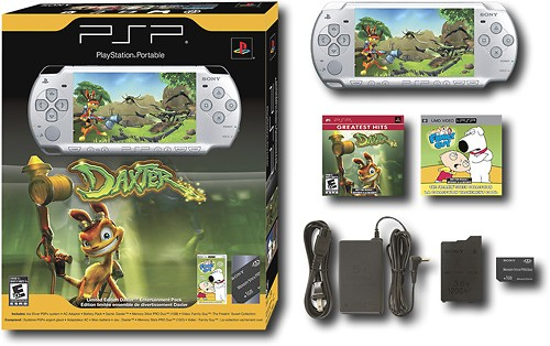 Sony PSP Daxter bundle
