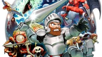 Ultimate Ghosts 'n Goblins (PSP) box art