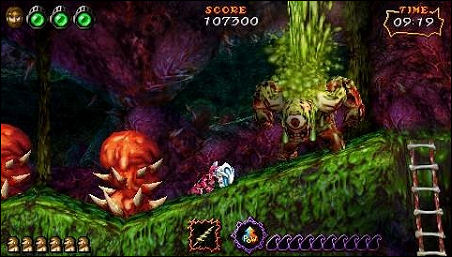 Ultimate Ghosts 'n Goblins (PSP)