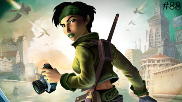 Beyond Good & Evil's Jade