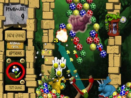Dynomite Deluxe screenshot