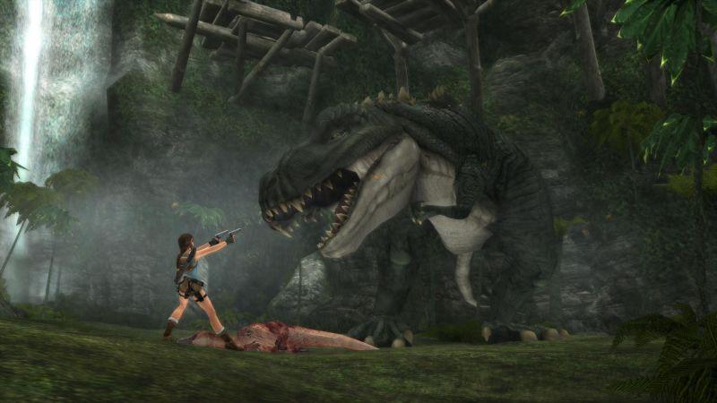 Lara Croft: Tomb Raider - Anniversary
