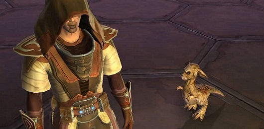 Tauntaun pet in Star Wars: The Old Republic