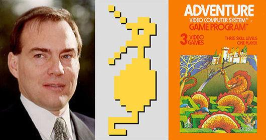 Warren Robinett, Creator of Adventure for the Atari 2600