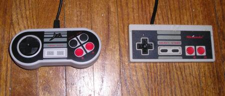 Generation Nex NES controller