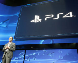 Playstation 4 announcement