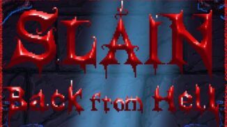 Slain: Back From Hell box art