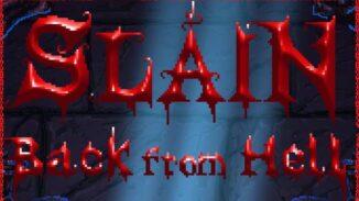 Slain: Back From Hell box art