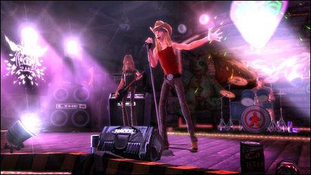 Guitar Hero III Poison