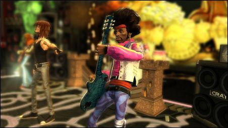 Guitar Hero III Jimi Hendrix