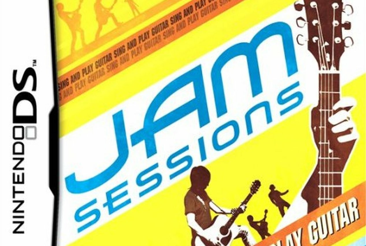 Jam Sessions for the Nintendo DS