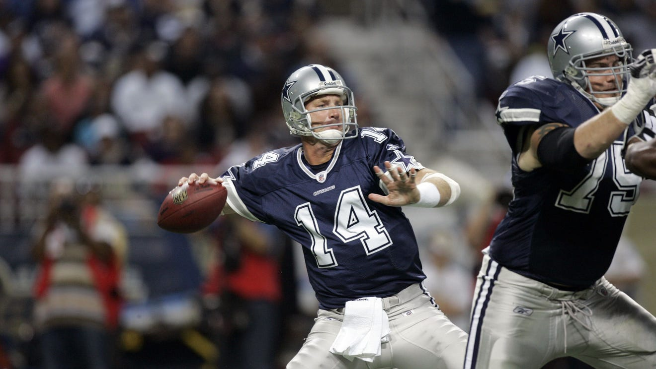 Brad Johnson: The greatest QB you've never heard of?